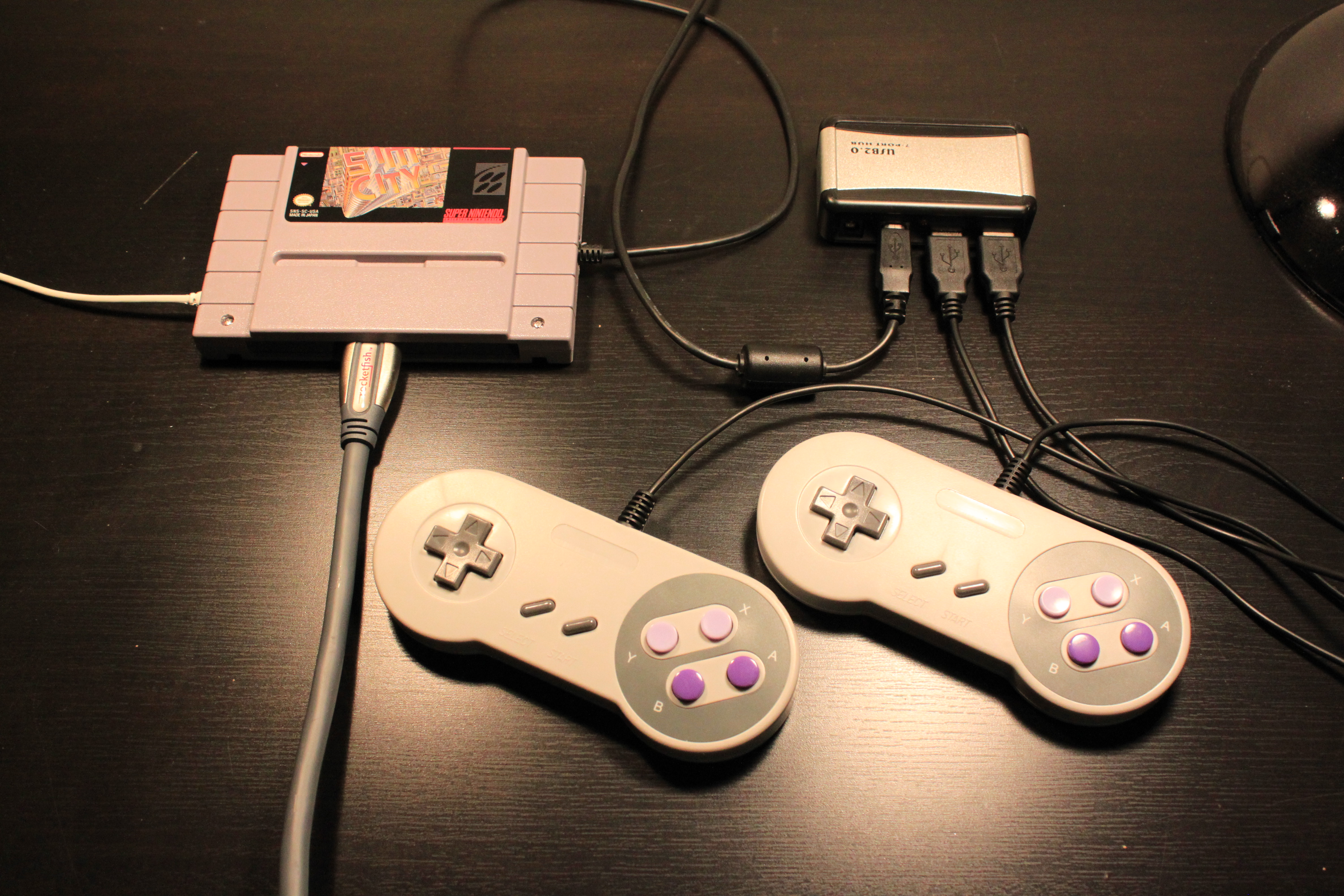 The RetroPie Project | Mike:Enabled